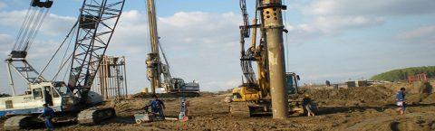طراحی و اجرای روشهای بهسازی خاک های مسئله دار